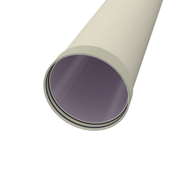 Hobas CC non-pressure pipe illustration