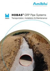 cover Hobas installation manual