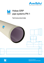 Technical Data Hobas Pipes PN 1 Cover