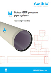 Technical Data Hobas Pressure Pipes Cover